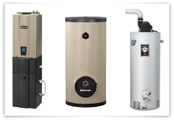 Condensing Water Boilers