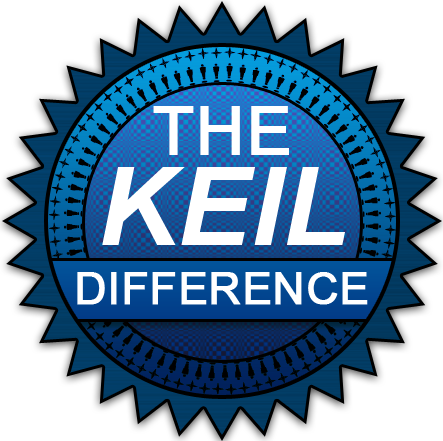 Choose us for your air conditioner repair service in Pompton Lakes, NJ for the Keil difference.