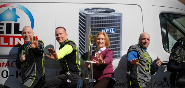 Allow KEIL Heating and Air Conditioning to repair your air conditioning in Pompton Lakes NJ