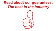 We offer guarantees on our AC unit installation in Riverdale NJ.